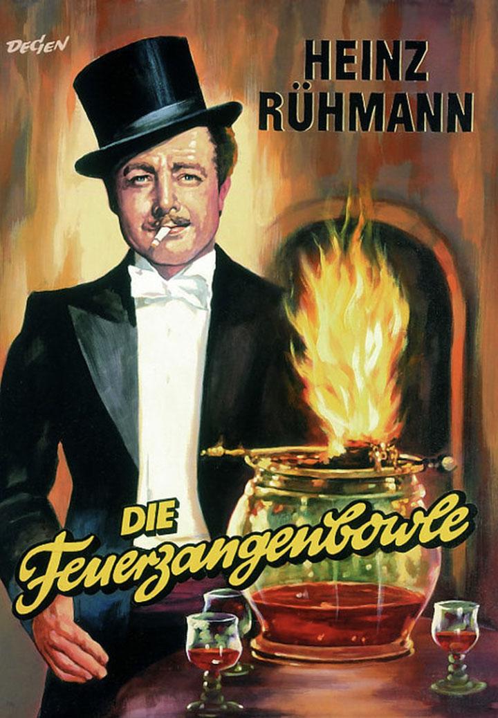 """""""Die Feuerzangenbowle"""""""