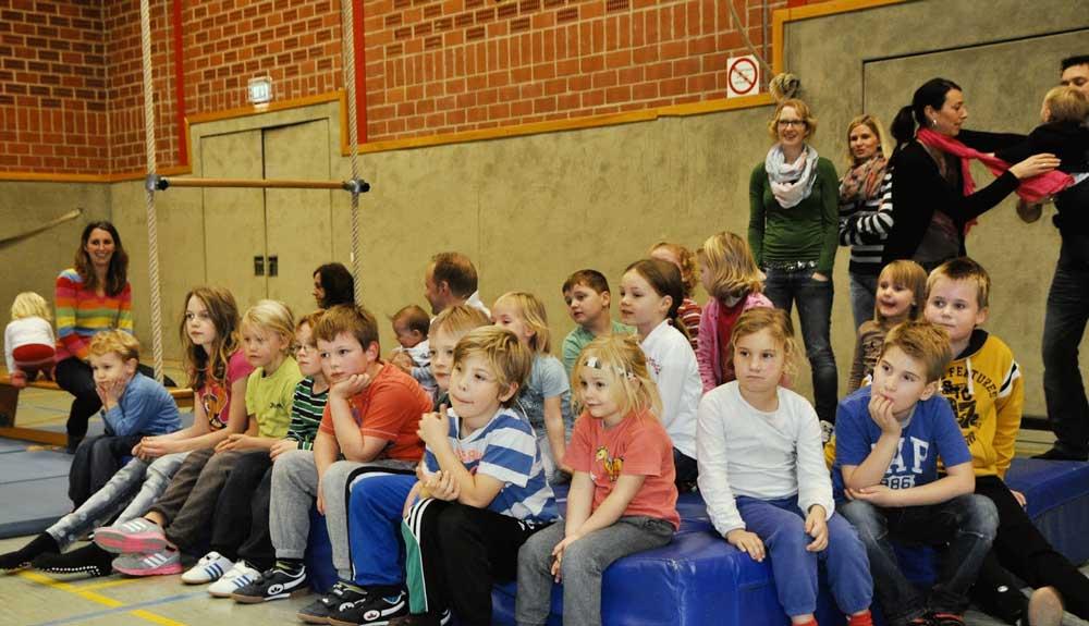 Kind- und Eltern-Sporteln