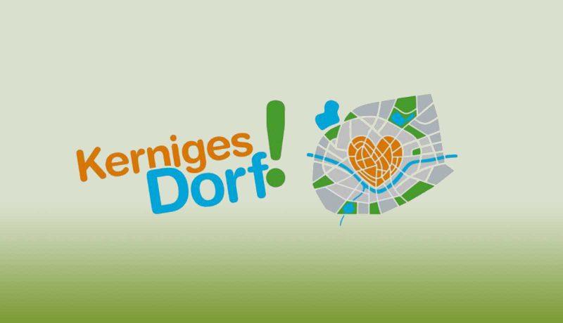 """Wettbewerb """"Kerniges Dorf!"""""""